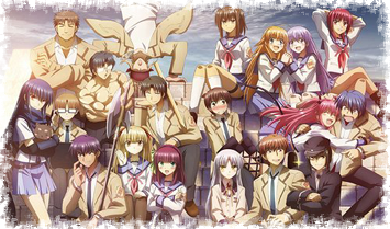 Staff - Angel Beats!