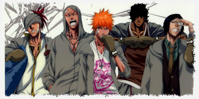 Staff - Bleach