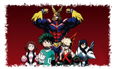 Staff - Boku no Hero Academia
