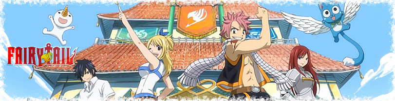 Fairy Tail - BD