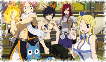 Staff - Fairy Tail - BD
