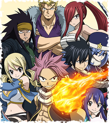 Staff - Fairy Tail