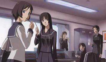 Staff - Ga Rei Zero