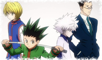 Staff - Hunter x Hunter