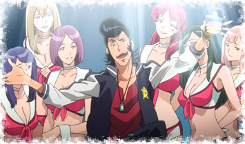Staff - Space Dandy