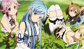 Staff - Sword Art Online II
