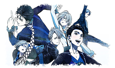 Staff - Yuri!!! on Ice